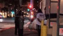 Ron Jeremy -- Hits Pedestrian, Cops Investigate (PHOTO)