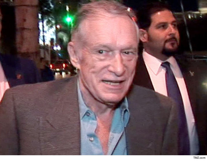 Hugh Hefner remembered by stars, pals, and Playboy Bunnies as a 'legend'