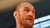 Boxer Tyson Fury -- Tests Positive For Cocaine