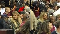 Khloe Kardashian -- Courting Tristan Thompson (PHOTO)