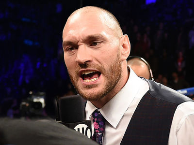 Boxer Tyson Fury -- Retires With Epic Tweet ... 'Go Suck a D***' (UPDATE)