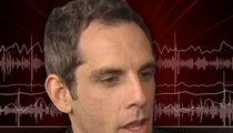 Ben Stiller -- I Battled Prostate Cancer, Don't Fear the Finger Test (AUDIO)