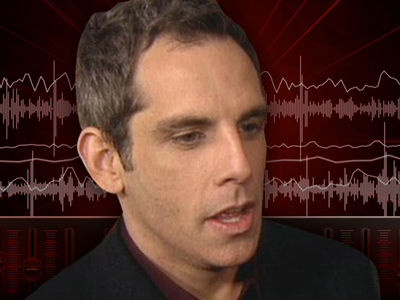 Ben Stiller -- I Battled Prostate Cancer, Don't Fear the Finger Test (AUDIO)