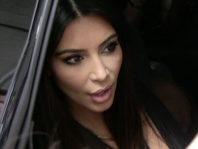 Kim Kardashian -- Camera May Have Caught Robbers