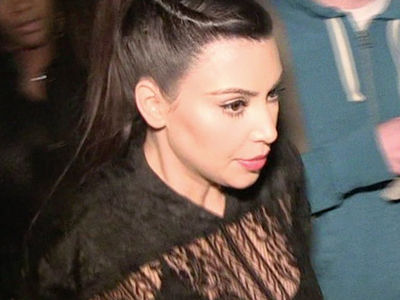 Kim Kardashian to Cops -- Thieves Were a Bunch of Amateurs