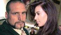 Kim Kardashian's Bodyguard -- Wipes Kim From Social Media, But NOT Fired