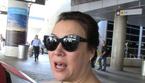Jennifer Tilly -- Back from Paris ... Feeling Lucky, Bad for Kim Kardashian (VIDEO)