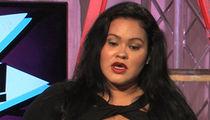 Lamar Odom's Baby Mama -- Kim Kardashian Had My Back ... When NBA Star Overdosed (VIDEO)