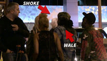 Wale -- Smoked Out by Angry Hot Chick (VIDEO)
