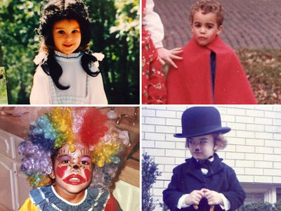 Guess Who These Costumed Halloween Kids Turned Into!
