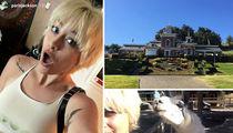 Paris Jackson -- Llama Tell Ya 'Bout My Neverland Homecoming (PHOTOS + VIDEO)