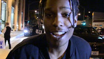 A$AP Rocky -- We're Flossing and Nobody's Stopping Us (VIDEO)