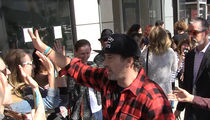 Scott Patterson -- Gives 'Gilmore Girls' Fans A Genuine Luke (VIDEO + PHOTOS)