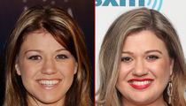 Kelly Clarkson -- Good Genes or Good Docs?