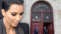 Kim Kardashian -- Concierge Says I'm  a Victim Too ... Staying Calm Saved Us