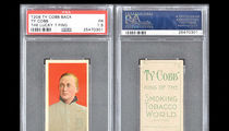 Ty Cobb -- Insanely Rare Card Hits Auction Block ... Could Fetch $200k!! (PHOTO GALLERY)