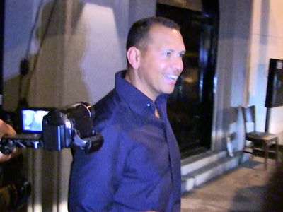 Alex Rodriguez -- 'I Love Big Papi' ... But I Won't Say I'm Rooting for Him (VIDEO)