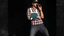 Luke Bryan -- Arm's in a Sling ... But My Hips Are Doing Just Fine! (VIDEO)