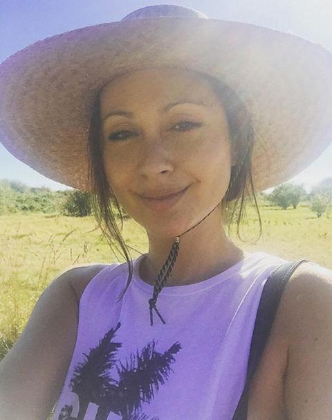 Moneca Delain was seen on social media looking like a sweet treat.