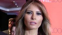 Melania Trump -- Donald's Words Are Unacceptable and Offensive