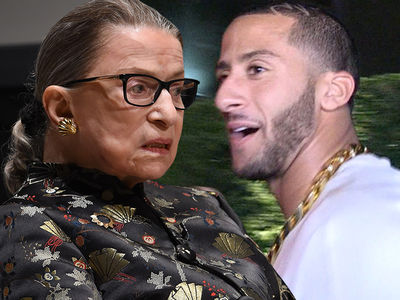 Supreme Court Justice Ginsburg -- Kaepernick Protest is 'Dumb & Disrespectful'