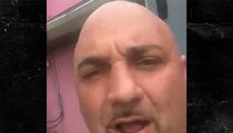 Jay Glazer -- Blackball Greg Hardy from MMA ... No Tolerance for Women Beaters (VIDEO UPDATE)