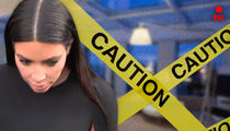 Kim Kardashian Robbery -- Secret Recording in Paris Apt. Sparks Police Investigation
