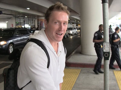 Kroy Biermann -- Still Working Out ... Gunning for NFL Return (VIDEO)
