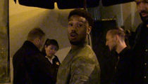 Michael B. Jordan -- I'd Consider Playing Caron Butler ... In Wahlberg's Movie (VIDEO)
