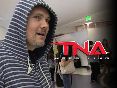 Billy Corgan -- Declares War On TNA Wrestling ... Files Lawsuit, Gets Restraining Order