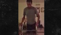 Former Olympian Jamie Nieto -- Up And Walking ... 6 Mo. After Life-Threatening Injury (VIDEO)