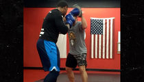 Greg Hardy -- Haters Gonna Hate ... I'm Still Getting MMA-Ready (PHOTO)