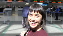 'Unreal' Star Constance Zimmer -- My Show's No 'Bachelor' ... But We'll Take Chris Harrison (VIDEO)