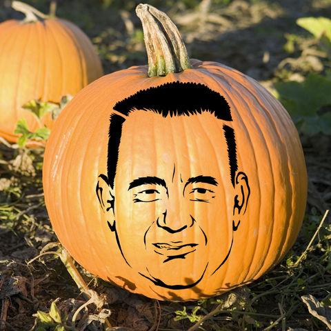 TMZ's Celeb Pumpkin Stencils