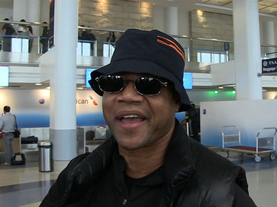 Cuba Gooding Jr. -- Hey O.J. Simpson ... Coffee Date When You Get Out? (VIDEO)