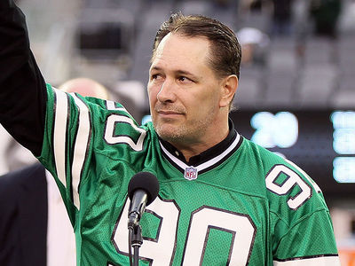 NY Jets Dennis Byrd -- Dies in Car Crash