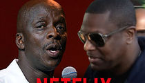 Comedian Terry Hodges -- Lawyers Screwed Me in Chris Tucker Lawsuit Just to Protect Netflix