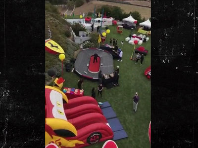 Kylie Jenner vs Blac Chyna -- Competing 4th Birthday Parties for King (VIDEO + PHOTOS)