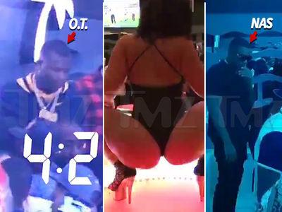 Nas & O.T. Genasis -- Booty, Booty Rockin' Everywhere (VIDEO)