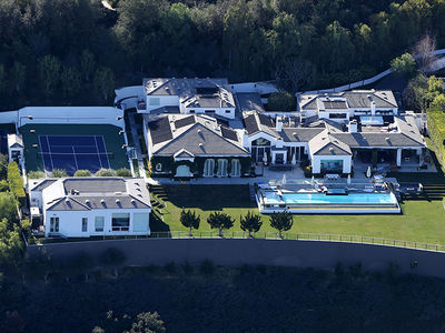 Gwen Stefani & Gavin Rossdale -- Officially List Bev Hills Home For $35 Million (PHOTO + VIDEO)