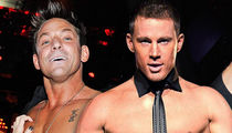 Jeff Timmons -- 'Men of the Strip' is Back ... We're Coming for You, Channing!