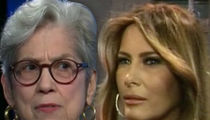Melania Trump -- Donald Accuser Fires Shot ... Your Wife's Doing What Hillary Did