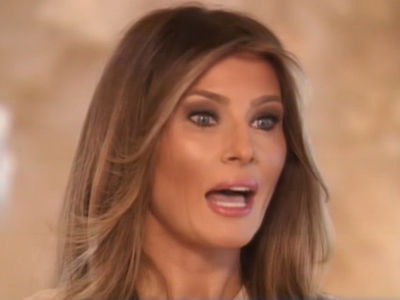 Melania Trump -- Don't Believe All These Women (VIDEO)