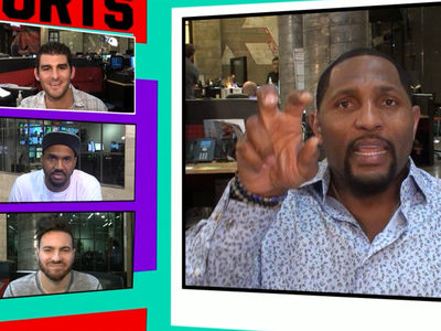 Ray Lewis -- I Support Kaepernick 1000% ... But Kneeling Just Isn't Enough (VIDEO)