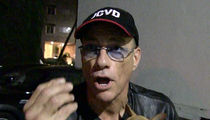 Jean Claude Van Damme -- We Should Be Talking Putin, Not Pussy (VIDEO)