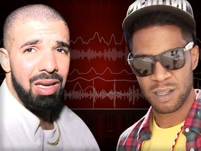 Drake -- Ripped for Kid Cudi Diss Track  ... Calls Depression a 'Phase' (AUDIO)