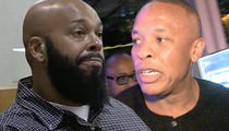 Suge Knight -- Sues Dr. Dre ... He Hired a Hitman to Kill Me