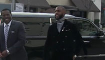 Chris Paul -- Fashion Advice To Fat Guys ... No Turtlenecks, Without A Neck (VIDEO)