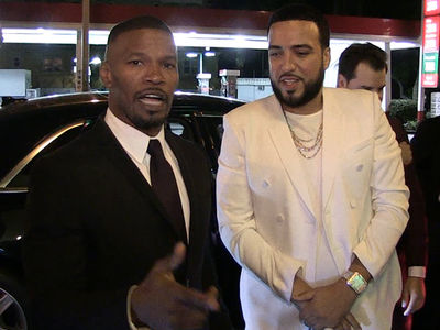 Jamie Foxx -- 'Epic Cameos' in My New Flick ... Rappers, Athletes, HUGE STARS! (VIDEO)