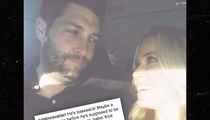 Jay Cutler's Wife -- Suggests He's Coming Back Too Soon ... Injury Worse Than We Thought?